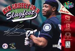 Ken Griffey Jr.'s Slugfest (USA) Box Scan